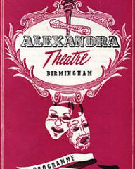 Programme from Every Other Evening! (1964) at the Alexandra Theatre, Birmingham (1)
