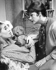Julia Lockwood and Margaret Lockwood in a photograph from Every Other Evening! (1964) (1)