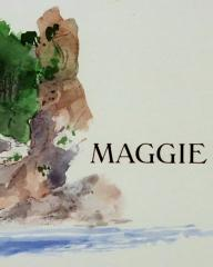Main title from Evil Under the Sun (1982) (11). Maggie Smith