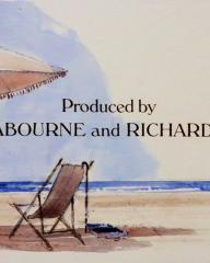 Main title from Evil Under the Sun (1982) (22). Produced by John Brabourne and Richard Goodwin
