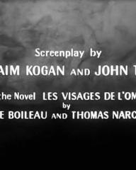 Main title from Faces in the Dark (1960) (5)