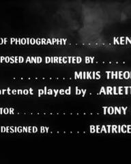 Main title from Faces in the Dark (1960) (6)
