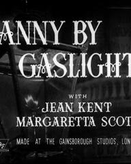 Main title from Fanny by Gaslight (1944)