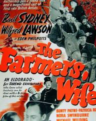 Poster for The Farmer's Wife (1941) (1)