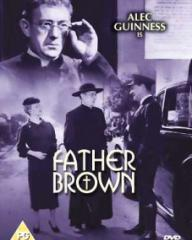 DVD cover of Father Brown (1954) (1)