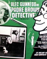 Mexican lobby card from Father Brown (1954) (2)