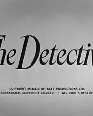 Opening credits from Father Brown (1954) (3)
