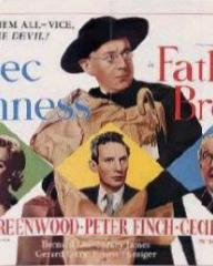 Poster for Father Brown (1954) (1)