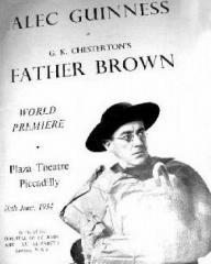 Poster for Father Brown (1954) (2)