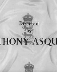 Main title from The Final Test (1953) (12).  Directed by Anthony Asquith