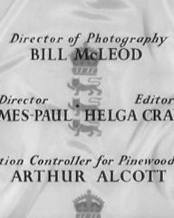 Main title from The Final Test (1953) (9)