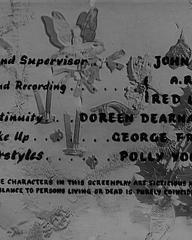 Main title from Find the Lady (1956) (6)