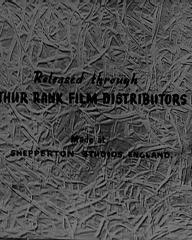 Main title from Find the Lady (1956) (8)
