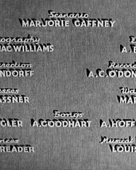 Main title from First a Girl (1935) (3)