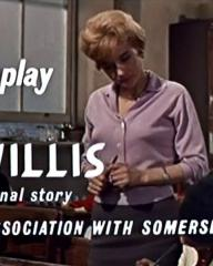 Main title from Flame in the Streets (1961) (8). Screenplay by Ted Willis. Produced in association with Somerset Films