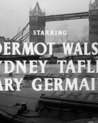 Main title from The Floating Dutchman (1952) (4). Starring Dermot Walsh Sydney Tafler, Mary Germaine