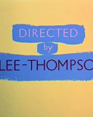Main title from For Better, for Worse (1954) (13).  Directed by J Lee-Thompson
