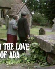 Main title from the 1970 'Wedding Plans' episode of For the Love of Ada (1970-1971)