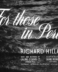 Main title from For Those in Peril (1944) (2)