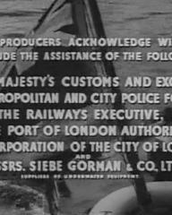 Main title from Forbidden Cargo (1954) (11)