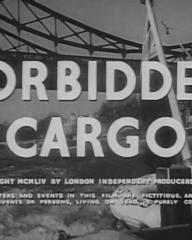 Main title from Forbidden Cargo (1954)
