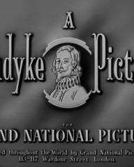 Main title from Four Days (1951) (5)