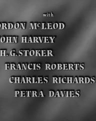 Main title from Four Days (1951) (6)
