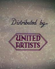 Main title from The Four Feathers (1939) (17)  Distributed by United Artists
