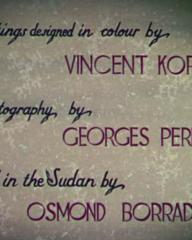 Main title from The Four Feathers (1939) (8)