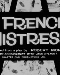 Main title from A French Mistress (1960) (7)