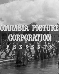 Main title from From Here to Eternity (1953) (2).  Columbia Pictures Corporation presents