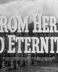Main title from From Here to Eternity (1953) (3)