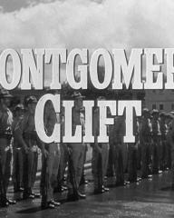 Main title from From Here to Eternity (1953) (5).  Montgomery Clift