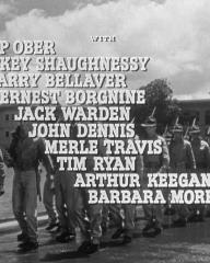 Main title from From Here to Eternity (1953) (9)