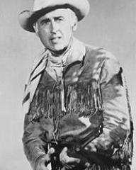 Stewart Granger (as Old Surehand) in a photograph from Frontier Hellcat (1964) (3)