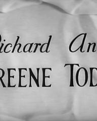 Main title from Gaiety George (1946) (2). Richard Greene, Ann Todd