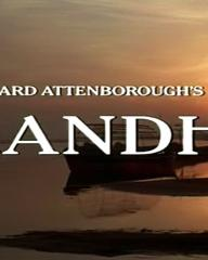 Main title from Gandhi (1982) (3). Richard Attenborough's film