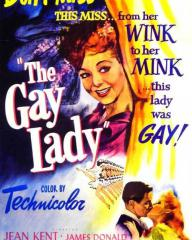 The Gay Lady (Trottie True) poster