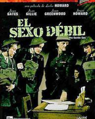 Spanish DVD cover of The Gentle Sex (1943) (1)