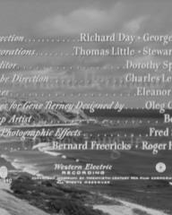 Main title from The Ghost and Mrs Muir (1947) (7)