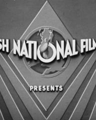 Main title from The Ghosts of Berkeley Square (1947) (2). British National Films Ltd presents