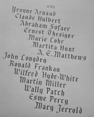 Main title from The Ghosts of Berkeley Square (1947) (5)
