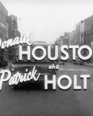 Main title from The Girl in the Picture (1957) (2).  Donald Houston and Patrick Holt