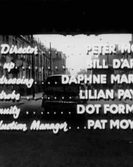 Main title from The Girl in the Picture (1957) (7)