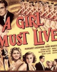 Lobby card from A Girl Must Live (1939) (1)