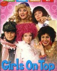 DVD cover of Girls on Top (1985-86) (3)