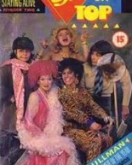 Video cover from Girls on Top (1985-86) (5)
