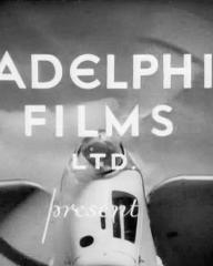 Main title from Going Gay (1933) (1).  Adelphi Films Ltd present
