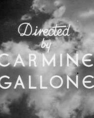 Main title from Going Gay (1933) (4).  Directed by Carmine Gallone