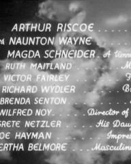 Main title from Going Gay (1933) (8)